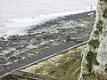 The cliff and beach near Kingsdown - geograph.org.uk - 348615.jpg
