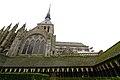 The cloister - Mont St Michel (32768488312).jpg