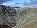 The head of Coire Garbhalach - geograph.org.uk - 630362.jpg