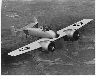 Grumman XF5F Skyrocket - Image: The latest type of a Grumman Navy fighter NARA 195921