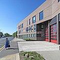 The new Nottingham Fire Station (geograph 5409521).jpg