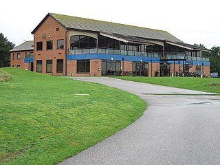 Princes Golf Club, Sandwich Links golf course in Sandwich in Kent in South East England