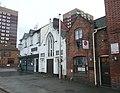 The old school, 17 -18 Lichfield Street, Tamworth - geograph.org.uk - 1741344.jpg