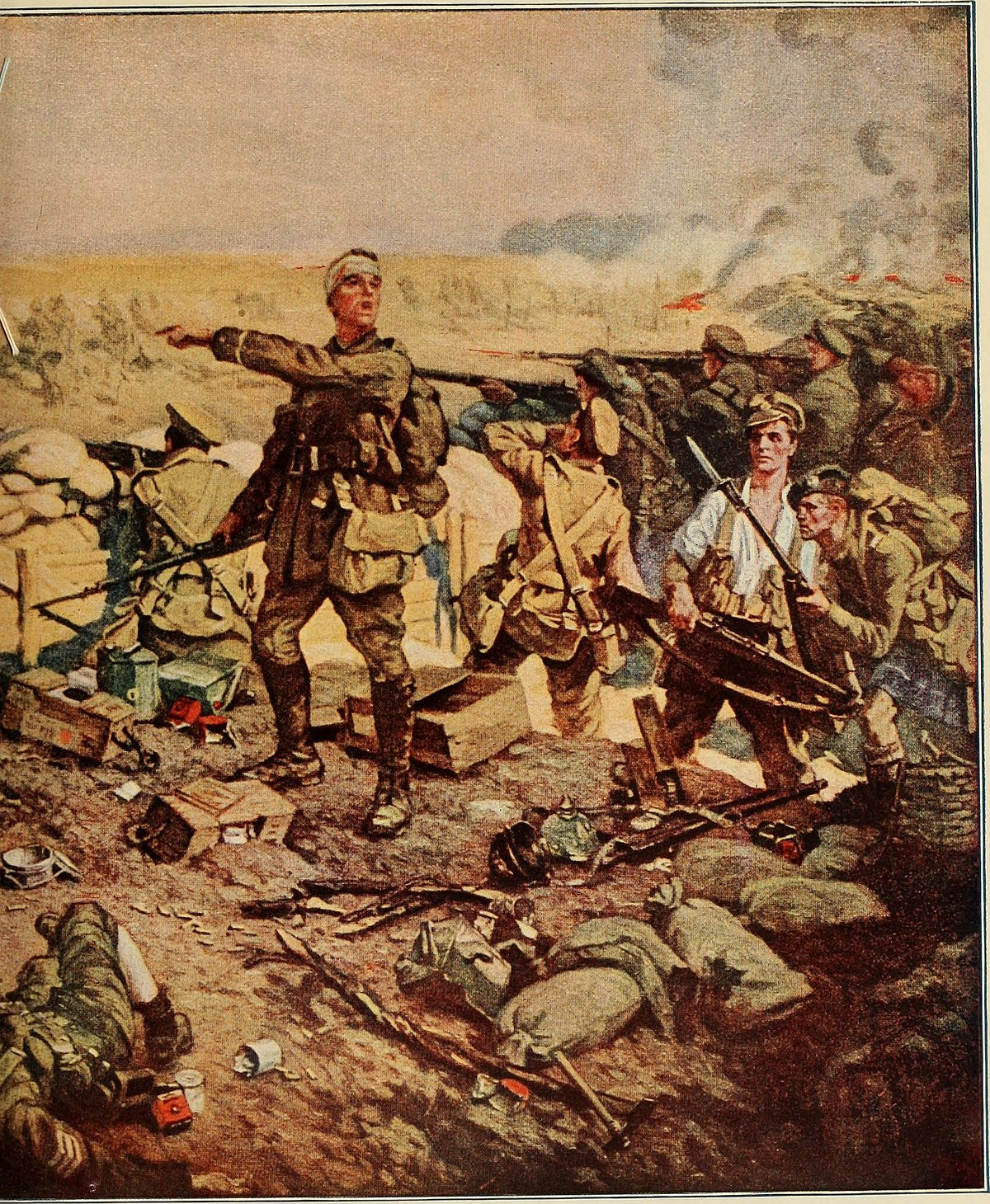 the battle of ypres The second battle of ypres was fought 100 years ago, april 22-25, 1915 it was  the canadian army's first battle in the great war and, arguably,.