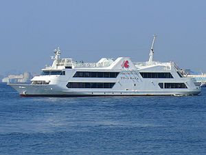 The Port Service - Marine Rouge, restaurant and harbour cruise ship