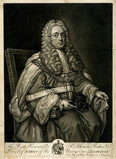 Thomas Parker (judge) judge