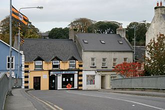 Thomastown - The bridge over the River Nore.
