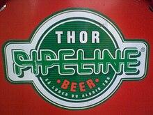 Thor Pipeline en Randers, Danio