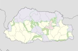 Thrumshingla protected area location map.png