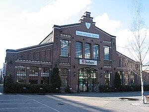 Bohus (retailer) - An outlet in a former factory (Thune).