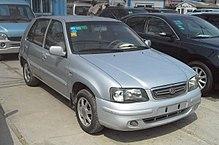 2005–2011 tianjin xiali a+ hatch (facelifted daihatsu charade hatchback)  (china)