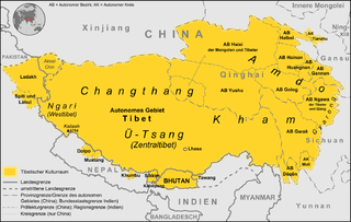 Amdo Region of Tibet