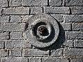 Tie Bar detail on The Oast house at Burleigh Farm - geograph.org.uk - 1501701.jpg