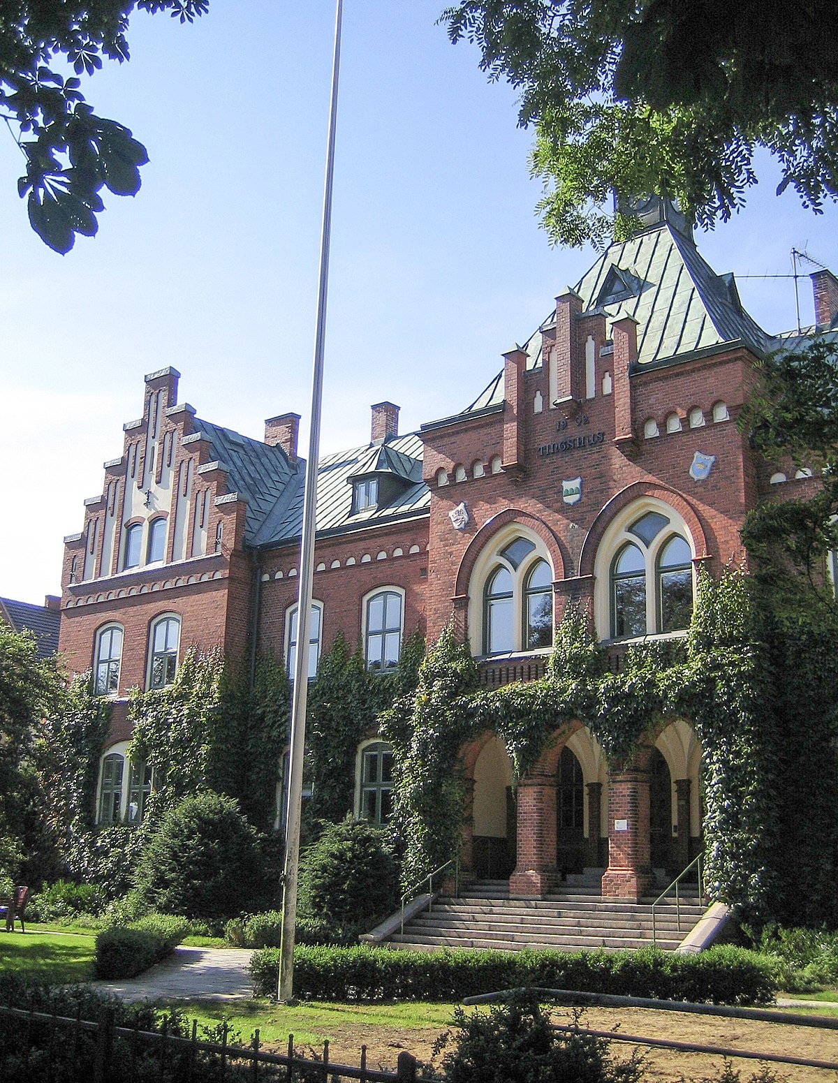 district courts of sweden