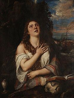 Titian - The penitent magdalene (1565).jpg