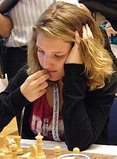 Katrine Tjølsen Norwegian chess player