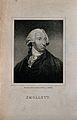 Tobias George Smollett. Stipple engraving by G. Phillips. Wellcome V0005518ER.jpg