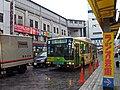 Tobus R-K683 Aki26 Denkigai-guchi departure 2005.jpg
