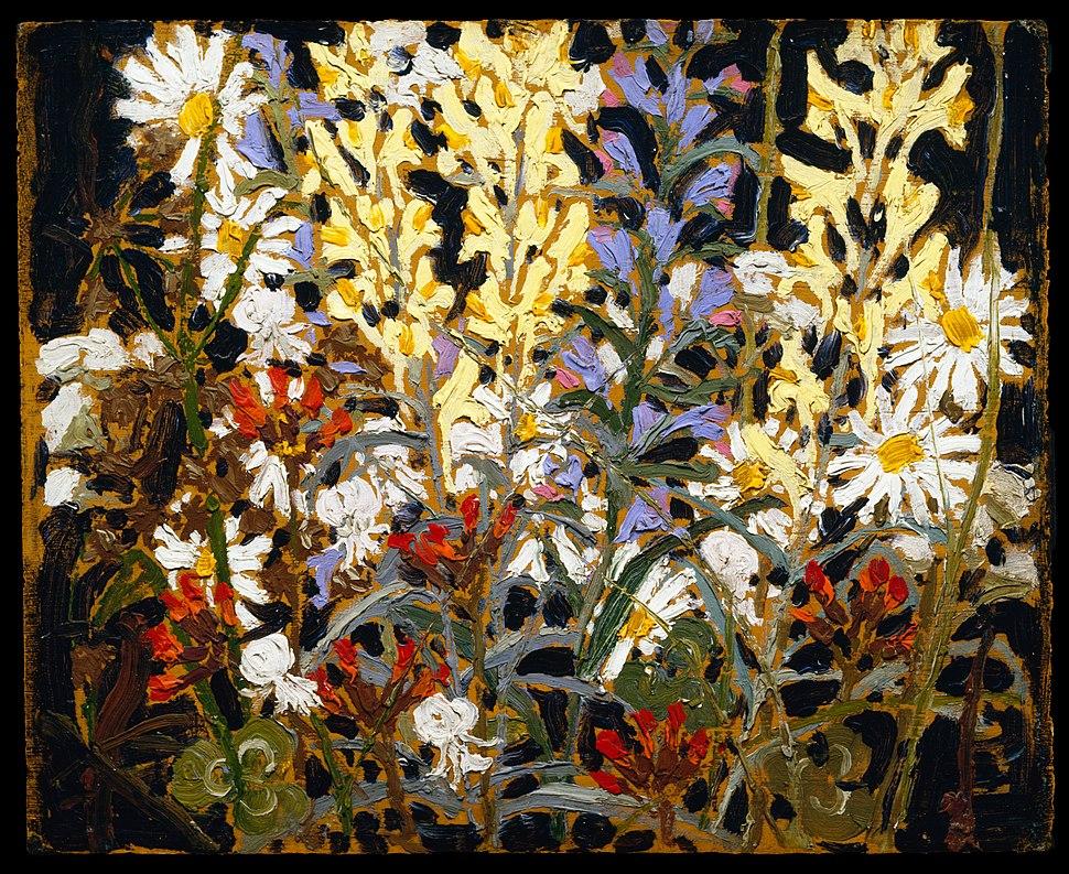 Tom Thomson, Wildflowers