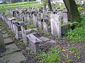 Tombstone Remuh Jewish Cemetery 05.jpg