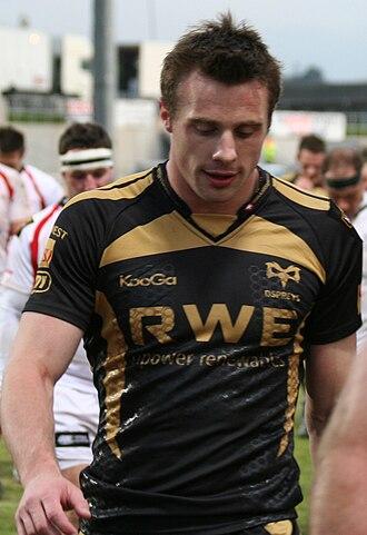 Tommy Bowe - Bowe