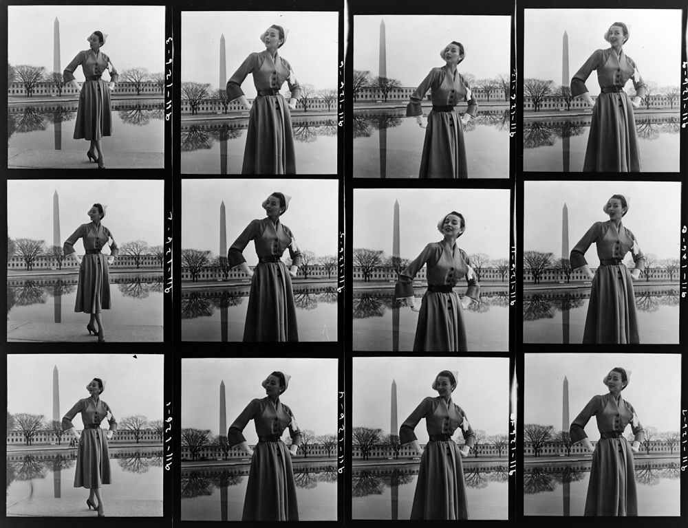 FileToni Frissell Fashion Model Near Tidal Basin Washington
