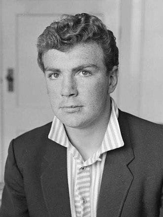 Tony O'Reilly - O'Reilly in New Zealand in 1959
