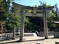 Torii of Kashii Shrine.JPG