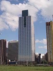Torre BankBoston desde Moreau de Justo.JPG