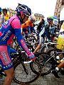 Tour de Pologne 2012, Przed rozpoczęciem etapu (7718923592).jpg