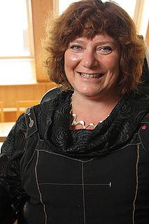 Tove Linnea Brandvik Norwegian politician