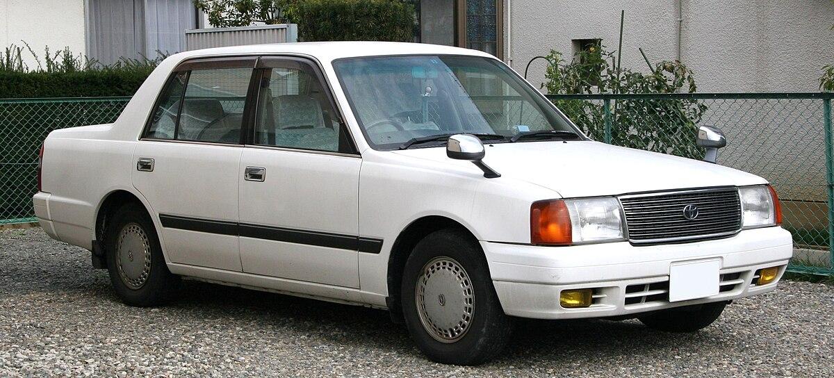 Toyota Comfort Wikipedia