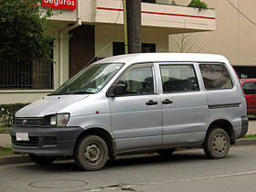 Image illustrative de l'article Toyota LiteAce