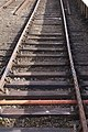 Tracks at Springburn station - geograph.org.uk - 1805199.jpg