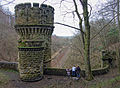 Trainspotters Atop Bramhope Tunnel.jpg