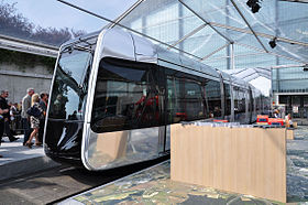 Image illustrative de l'article Tramway de Tours