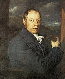 Richard Trevithick  by John Linnell (1792–1882)