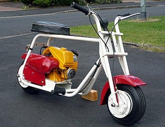 Trojan (automobile) - 1961 Trojan Trobike