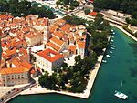 Trogir Air view.jpg