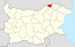 Tutrakan Municipality Within Bulgaria.png