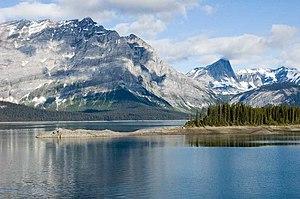 Peter Lougheed Provincial Park - Upper Kananaskis Lake in Peter Lougheed Provincial Park