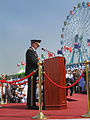U.S. Army Gen. Walter L. Sharp, commander, of United Nations Command, Combined Forces Command and U.S. Forces Korea, vowed during ceremonies, marking the 60th anniversary of the Inchon Landing to honor 100915-D-ZZ529-002.jpg