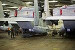 U.S. Marines load MV-22 Ospreys onto commercial ship 170114-M-VA786-015.jpg