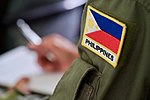 U.S. and Philippines service members meet for Subject Matter Expert Exchange 170116-F-JU830-003.jpg