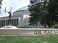 UN Peace Plaza Independence and CofChrist Auditorium.jpg