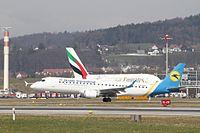 UR-EMB - E190 - Ukraine Int. Airlines