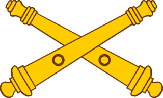 United States Army service branch responsible for self-propelled and towed artillery