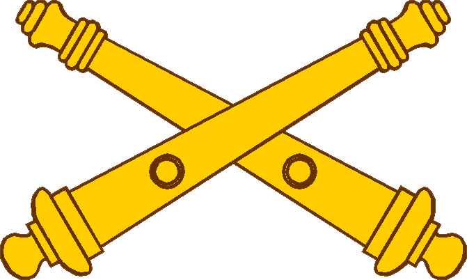 USA - Army Field Artillery Insignia