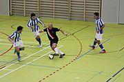 USCD Futsal Drippling