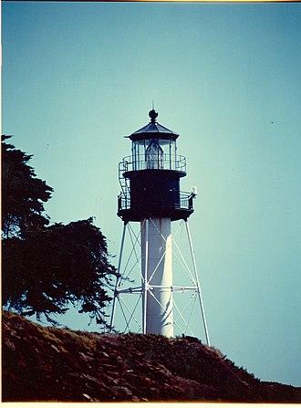New Point Loma Lighthouse - Image: USC Gpointloma 1